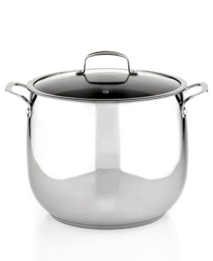 Belgique Stainless Steel 16 Qt. Stockpot