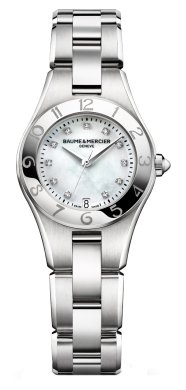 Baume & Mercier Linea Ladies Watch 10011