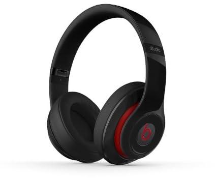 【国内正規品】Beats by Dr.Dre Studio V2 密閉型ヘッドホン ノイズキャンセリング ブラック BT OV STUDIO V2 BLK