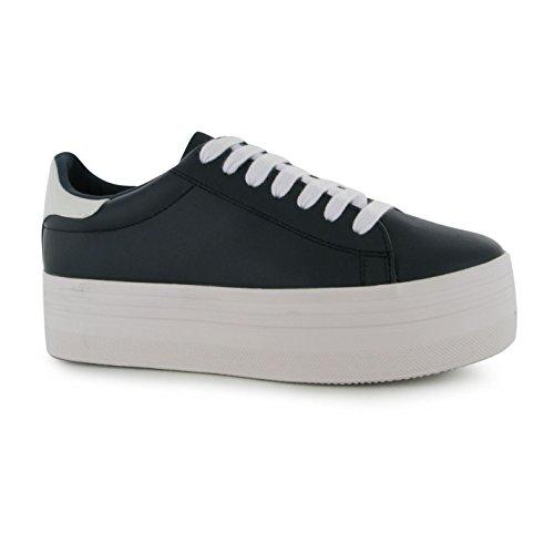 jeffrey-campbell-play-stan-plateforme-chaussures-pour-femme-bleu-marine-blanc-baskets-sneakers-bleu-