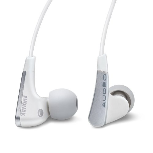 Phonak Audéo PFE 111 Earphones - White