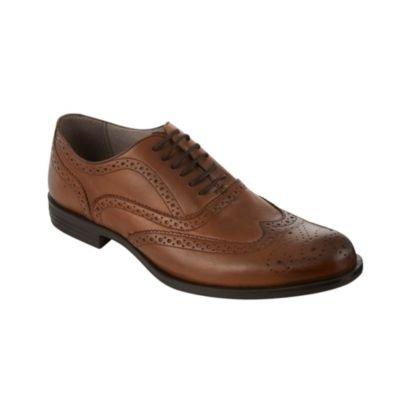 J by Jasper Conran-Tan 'Prosecco' design brogues-8