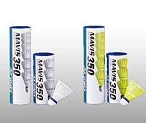 Tube C100 Nylon Navettes Carlton Enhance 50 Carbone Badminton Raquette 85gm 6