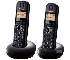 Panasonic Digital Cordless Phone KX-TGB212 FXB