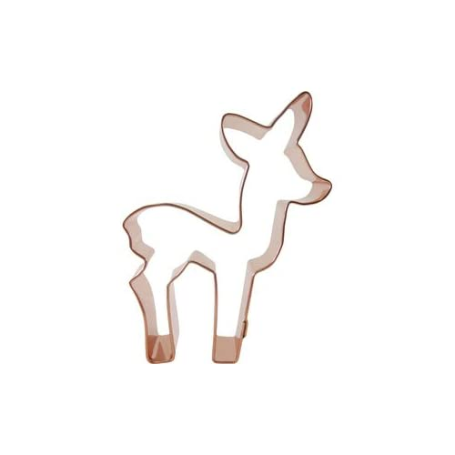 Amazon.com: Baby Deer Cookie Cutter: Fawn Cookie Cutter: Kitchen
