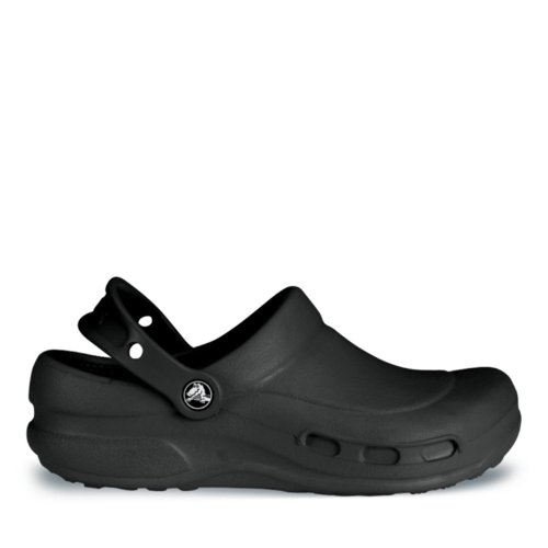 crocs Unisex Specialist Clog,Black,5 M US Men's/7 M US Women's