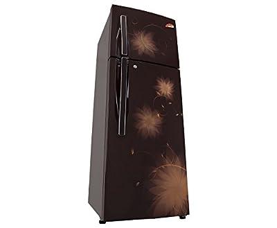 LG GL-U372JHSL Frost-free Double-door Refrigerator (335 Ltrs, 4 Star Rating, Hazel Spring)