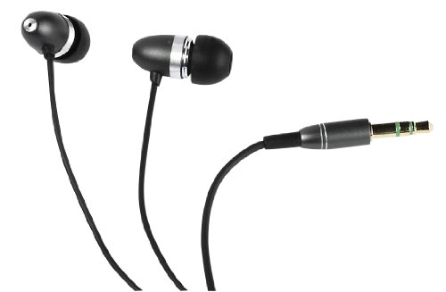 Vivanco Isr120 Earphones Metal Jacket Design