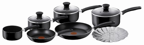 tefal l0369002 ingenio batterie 3168430191167 cuisine maison sets de po les et casseroles. Black Bedroom Furniture Sets. Home Design Ideas