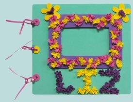Little Kids Crunch Art Scrapbook Set - 1