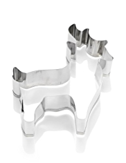 Christmas Stag Cookie Cutter