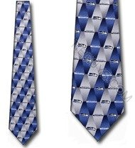 SEATTLE SEAHAWKS TIES NECKTIES