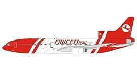 InFlight 200 Faucett L-1011 Model Airplane