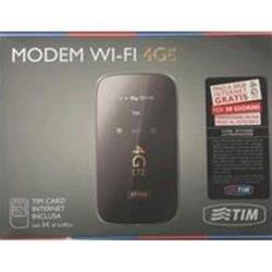 Tim 765920 Modem Wi-Fi 4G LTE, [Italia], Bianco