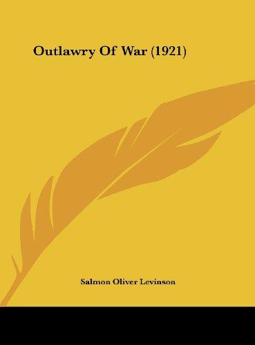 Outlawry of War (1921)