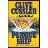 Plague Ship by Cussler,Clive; Brul,Jack Du  [2008] Hardcover