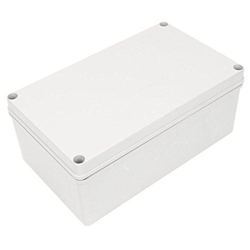 Rectangular Waterproof Plastic Diy Junction Box Case 245Mmx145Mmx100Mm