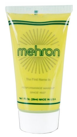 Mehron Fantasy FX Ogre Green 1 oz Face Painting Makeup