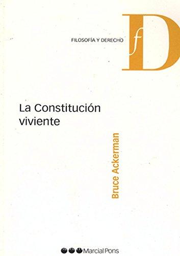 LA CONSTITUCION VIVIENTE