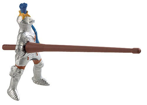 Bullyland Tournament Knight with Lance- Colors may vary