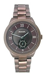Fossil Sydney Stainless Steel - Brown Women's watch #ES3067