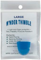 W'nder Thimble-Medium [Office Product]