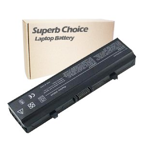 Solid Choice New Laptop Replacement Battery for Dell 0xr693 312-0625 312-0633 RU586 gp952 gw240 gw252 gw952 m911g rn873 x284g