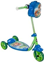 Scooters For Kids - The Good Dinosaur Boys 3 Wheel Kick Scooter