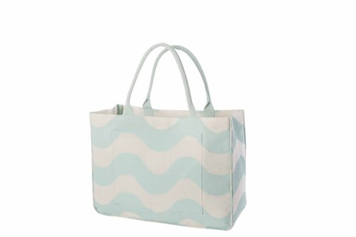 Mud Pie Daytripper Baby Tote Bag, Blue