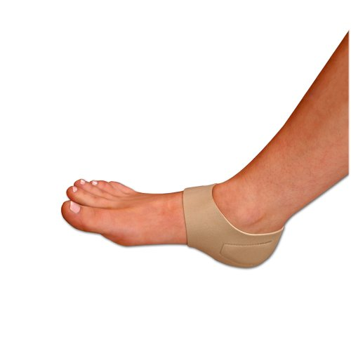 Patented Plantar Fasciitis Heel Hugger with Cold Gel Therapy for Heel Pain, Large