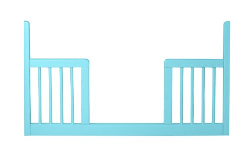 Newport Cottages Toddler Guardrail for Devon Crib, Bahama Blue