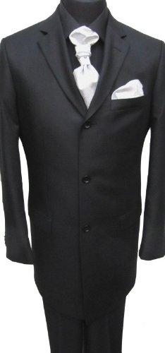 MUGA Dress/Frock Suit longcoat, Black, Size 46R (EU 56)