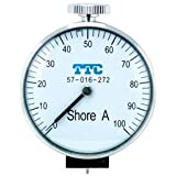 TTC Dial Shore Durometers Type: Shore A test soft, natural and neoprene rubber product