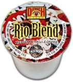 Diedrich Rio Blend Coffee Keurig K-Cups, 18 Count