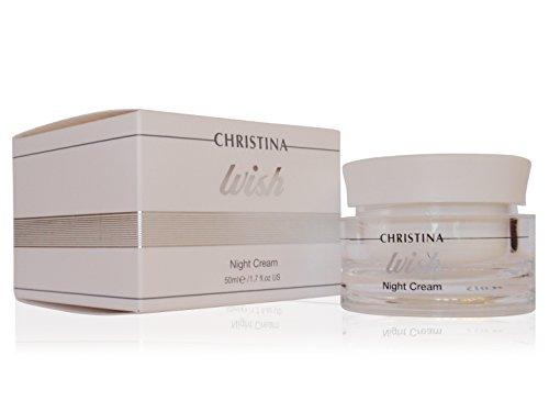 Christina - Wish Crème de Nuit 50ml