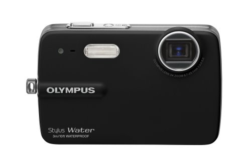 Olympus Stylus 550 WP is the Best Ultra Compact Digital Camera for Travel Photos Under $200 with Waterproof Body