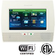 LYNX Touch 7000 Control System by Honeywell 7″ full-color touchscreen WiFi ZWave compatible