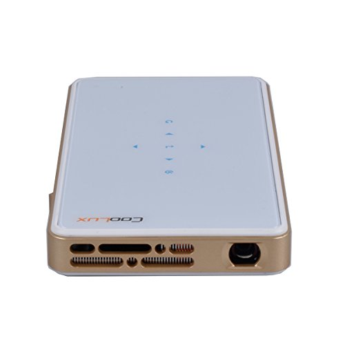 Q6-Qj Led 1080P Portable High Definition Home Cinema Home Theater Wireless Led Pico Mini Hdmi Pocket Projector Dlp 20,000 Hours 120 Ansi Lumens