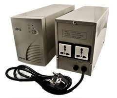 VUPS-500 Uninterrupted Power Supply UPS System 500 Watt for 220/240 Volt Countries