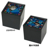 (Japanese Licensed Product)Studio Ghibli Stained Glass Style Music Box (Kiki's Delivery Service) (Kiki Delivery Service Music Box compare prices)