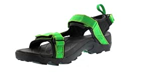 Teva Tanza Y Water Shoe (Little Kid/Big Kid),Green,2 M US Little Kid