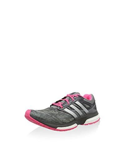 adidas Zapatillas de Running Response Boost Techfit Woman Graph