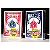 Stripper Deck - Bicycle Cards, Blue Backed