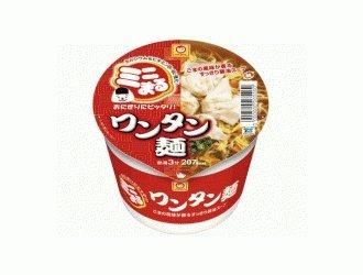 マルちゃん ミニまる ワンタン麺  12個x3