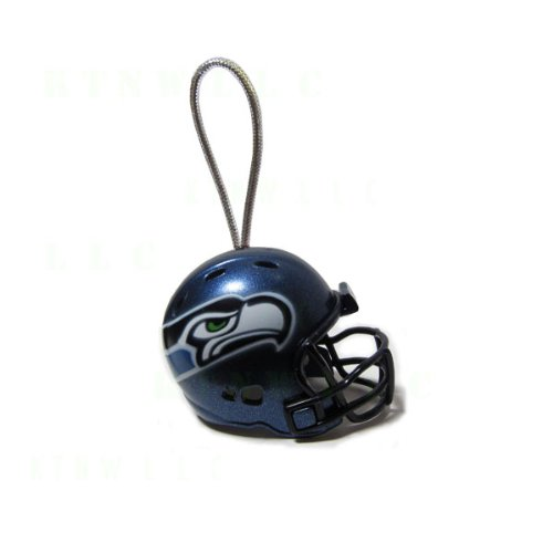 Seattle Christmas Tree Lighting: Official NFL National Football League Licensed Team Helmet