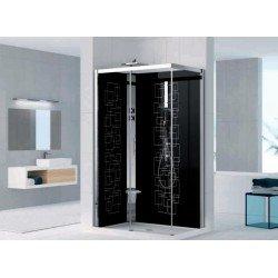 Cabine de douche 120x80 pas cher - Cabine de douche fabrication francaise ...