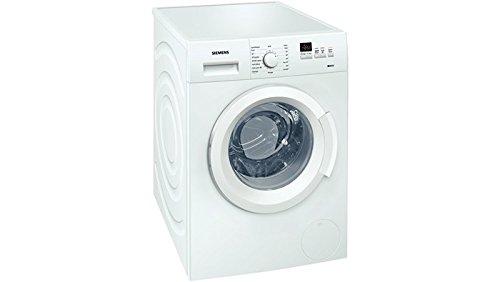 Siemens WM12K160FF machine à laver - machines à laver (Autonome, Front-load, A+++, A, B, Blanc)