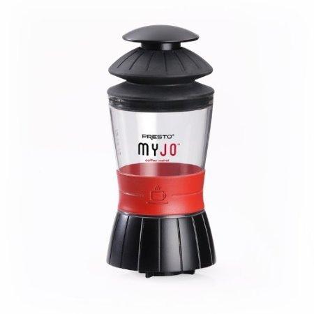 Presto 02835 MyJo Single Cup Coffee Maker kt 6 1 kitsilano 220v 2kw single group 2 coffee outlet coffee maker for sale