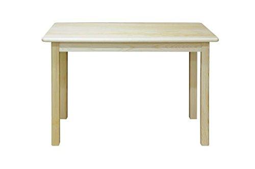 Tisch 60x90 cm, Farbe: Natur