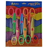 penha 6pc art and craft scissors set